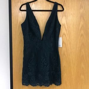 Brand New Toni Deep V Dress